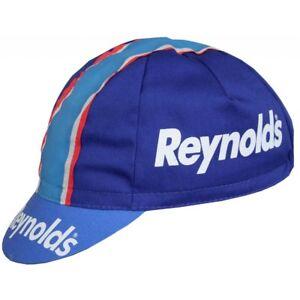 Cap Team Reynolds Vintage Bike Tour de France Retro Cycling Cycle