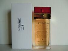Dolce & Gabbana D&G Red Parfum Femme EDT Nat Spray 100ml - 3.3 Oz NIB Testeur
