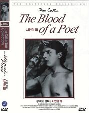 The Blood of a Poet (1930) Jean Cocteau / Enrique Rivero DVD NEW *FAST SHIPPING*