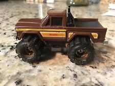 Stomper 4x4 Jeep Honcho Brown Truck