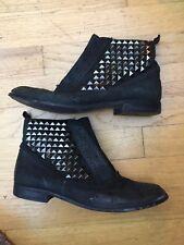 Sam Edelman S-joss Studded Booties Boots 7
