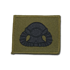 SINGAPORE NAVY SPECIAL FORCES NDU FROGMAN COMBAT DIVER PATCH - RARE NAVY SEAL