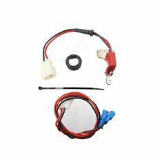 Electronic Ignition Point Conversion Ford Pinto Engines Motorcraft Distributor
