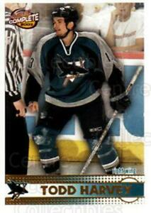2002-03 Pacific Complete #382 Todd Harvey