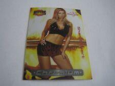 2002 Bench Warmer International Shari Eckert Chromium Hotties Card #7