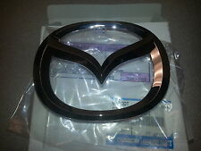 2004 late production 2005 2006 Mazda 3 4dr / 5dr front grill emblem oem new