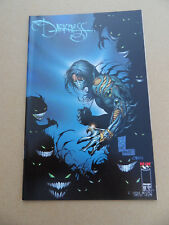 Darkness 8 . M.Silvestri Variant Cover . Image / Top Cow . 1997 .VF - minus