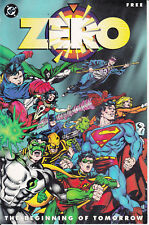 ZERO the beginning of tomorrow  Albo in Americano ed. DC COMICS