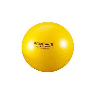 Original Thera-Band ® ABS Gymnastikball   Ø 45 cm Gelb   Ergonomisch Sitzball