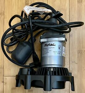 Flotec FPZS33T Submersible Sump Pump Tethered Float Switch BRAND NEW Open Box