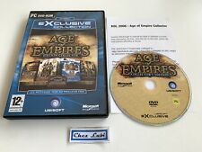 Age Of Empires - Édition Collector (I et II + Extensions) - PC - FR