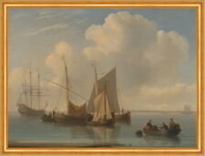 Dutch Sailing Vessels William Anderson Segelschiffe Holland Boote B A1 03471