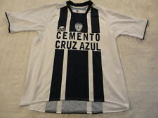 Men's Pachuca Club De Futbol Cruz Azul Mexican Premier League Soccer Jersey (L)