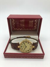 Cartier - Must de Vermeil  Vintage  30mm