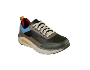 NWOB Men's  Skechers Verrado Corden  65874/BRGR Casual  Shoes