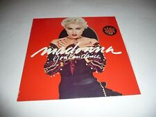 LP Madonna - You can dance (with Promo Sticker)