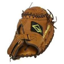 New Glovesmith Field Commander Series Fastpitch RHT Catcher's Mitt Brown