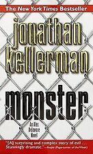 B003A0GF9C Jonathan Kellerman Set (Monster, The Web, When The Bough Breaks)