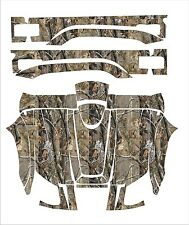 YAMAHA RHINO camo graphics wrap DECALS camouflage UTV SIDE X 450 700 660 kit 2