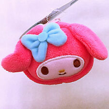 My Melody Sanrio Pen Pouch Cosmetic Case Bag Purse Doll Roll