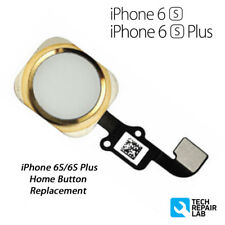 NEW iPhone 6S Complete Home Button Flex Cable Replacement with Gasket - GOLD