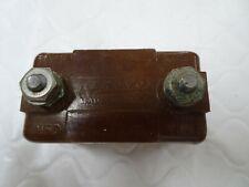Aerovox mica capacitor .051 uF 1500 volts    AWA SSS# 151