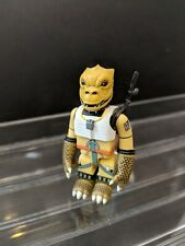 Medicom kubrick star wars Bossk Bounty Hunter With Riffle Rare Tomy