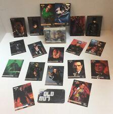 BATMAN FOREVER ULTRA 1-120 CARD SET 1-36 HOLOGRAM 1-10 ANIMACTION INSERTS 1995