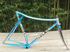 OLMO Equilateral Olympic track pista Frame LoPro very rare