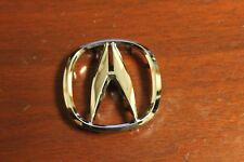 2009 2010 2011 2012 2013 2014 Acura TL Steering Wheel Airbag Cover Chrome EMBLEM