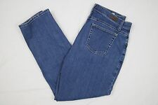 """Riders Relaxed Jeans Sz 14 Stretch 35"""" waist 30"""" Inseam 130186S"""