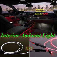 Car Decorative Interior Strip Light Atmosphere Decor Lamp For Audi A6 Q3 BMW