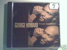 GEORGE HOWARD Attitude adjustment cd USA ERIC DANIELS