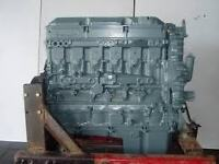 DETROIT DIESEL SERS. 60 12.7 ENGINE LONG BLOCK / REMANUFACTURED - EXCHANGE