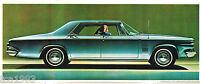 1963 CHRYSLER Dealer Brochure / Catalog: NEW YORKER,300,NEWPORT