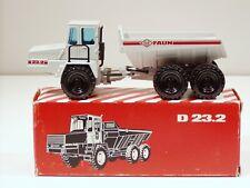 O&K Faun 23.2 Dump Truck - 1/50 - NZG #301 - MIB