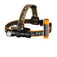 Fenix HM61R 1200 Lumen Rechargeable LED Headlamp/Flashlight with 3500mAh Battery