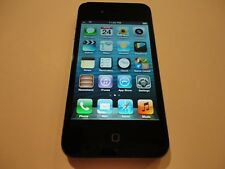 Apple iPhone 4s - 16GB - Black (Verizon) A1387 (CDMA + GSM) Unlocked Good iOS 6