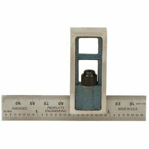 "PEC 7104-264 4"" English/Metric Double Square"