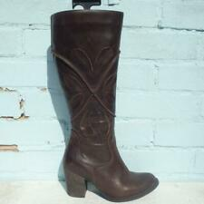 Clarks Leather Boots Size Uk 5 Eur 38 D Womens Shoes X Brown Boots