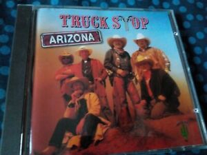 Country music - truck stop - 1990 - arizona - lire annonce