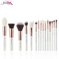 Jessup Professional Make up Brush 15Pcs Powder Foundation Blending Makeup Tool
