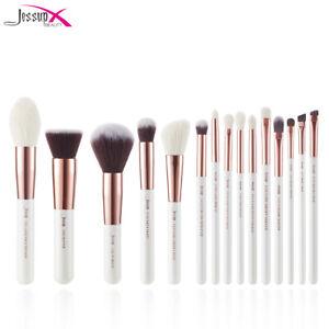 Jessup Make up Brushes Set 15Pcs Face Powder Eyeshadow Concealer Blending Tool