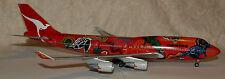 Herpa Wings 1:200 Qantas Wunala Dreaming II Boeing 747-400ER prod id 551243