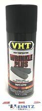 VHT SP201 Wrinkle Plus Black Wrinkle Texture Spray Paint Auto Car Valve Cover