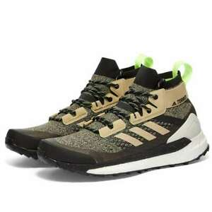 Adidas Terrex Free Hiker Outdoor Boost Continental™ Sole Boots Shoes UK 8.5