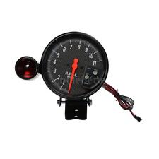 "5"" Carbon Fiber Tachometer 11000K Rpm Gauge + Shift Light Civic Integra G3R5"