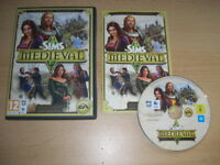 THE SIMS MEDIEVAL LIMITED EDITION Pc DVD Rom FAST DISPATCH