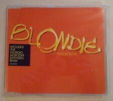 BLONDIE ~ Good Boys ~ 2 TRACK CD SINGLE