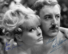 PETER SELLERS ELKE SOMMER A SHOT IN THE DARK 1964 Autographs 8x10 Photograph